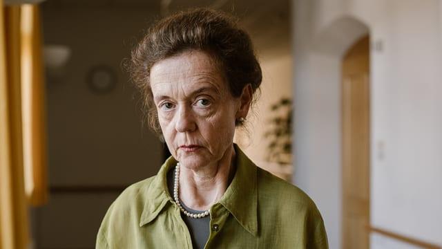 Frau Bärtschi (Lilian Naef)
