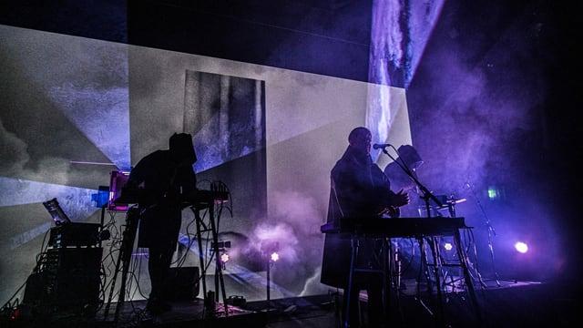 Monumental Men durant lur concert al Eurosonic Festival 2020 a Groningen