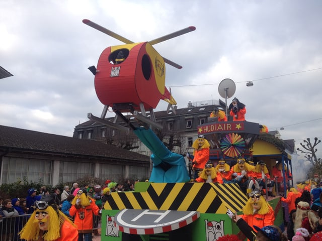 Fasnacht in Solothurn