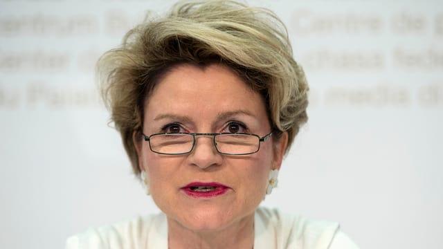 Schweizer Delegationschefin Gabrielle Ineichen-Fleisch: «Ausgang ist noch völlig offen»