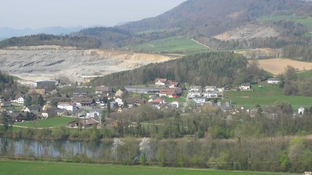 Steinbruch Auenstein