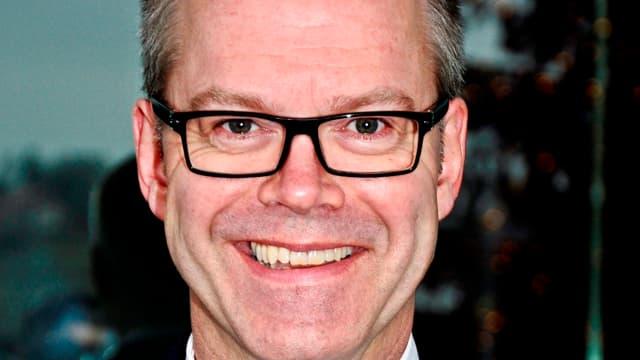 Portrait von Christoph Schmitt.