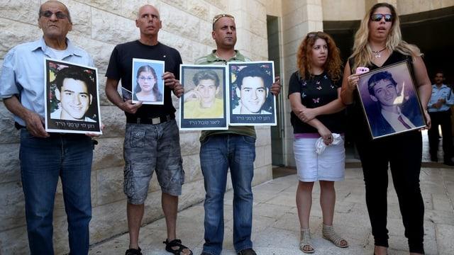 Die Angehörigen von Terroropfern haben noch Zeit, vor Gericht Einspruch gegen die Freilassung einzulegen.