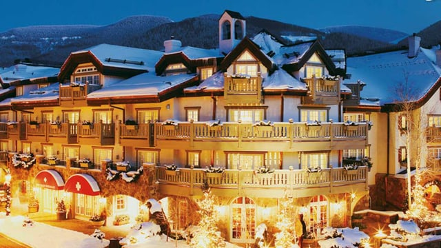 House of Switzerland a Vail.