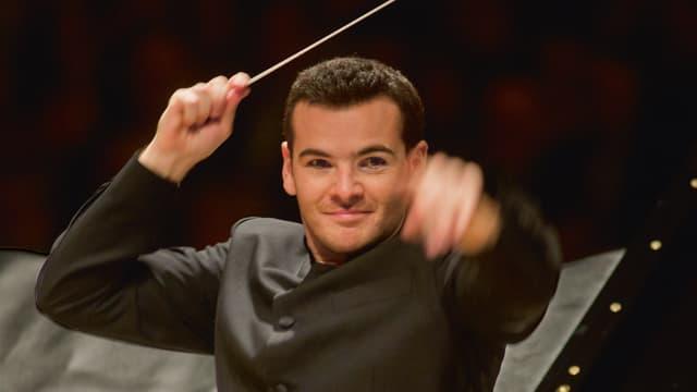 Lionel Bringuier, neuer Chefdirigent des Tonhalle-Orchesters.