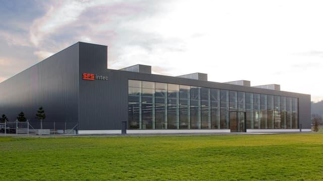 Hauptsitz SFS in Heerbrugg