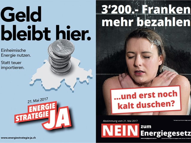 Ils 21 da mai vuscha il suveran svizzer davart la lescha d'energia.