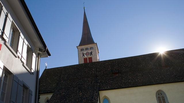 Kirche in Bichelsee