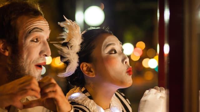 «Pierrots de la Nuit»