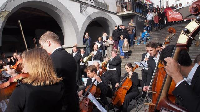 Musikerinnen und Musiker
