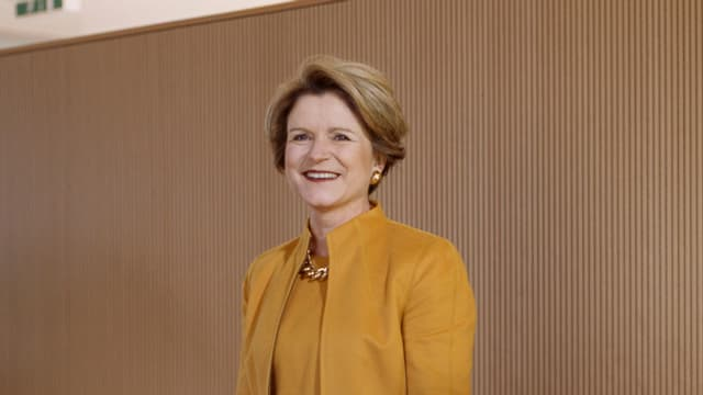 Die Chefin des Staatssekretariats für Wirtschaft, Marie-Gabrielle Ineichen-Fleisch.