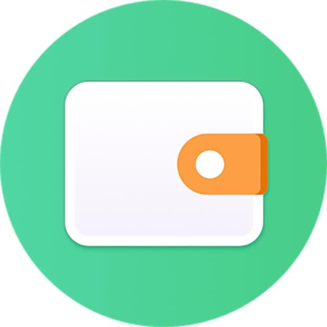 Das Logo von Wallet ist sparsam-minimalistisch. Nomen est omen?