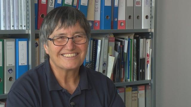 Kathrin Altwegg im Interview