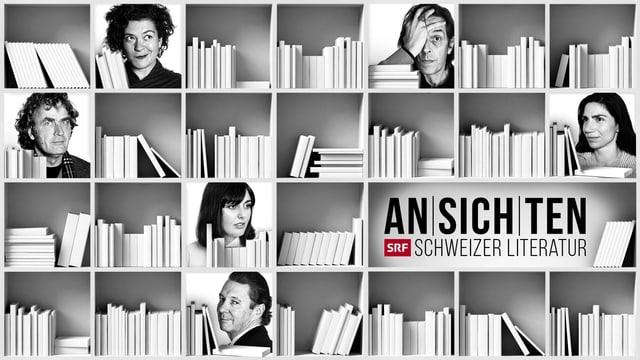 «Ansichten - Schweizer Literatur»