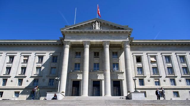 Purtret Tribunal federal Losanna
