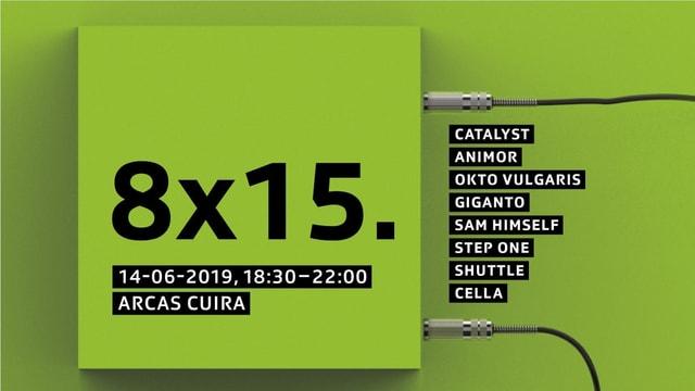 Concert 8x15 sin l'Arcas a Cuira