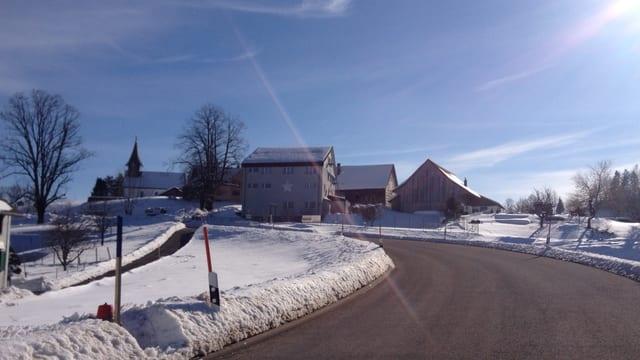 Sternenberg, Gemeinde im Kanton Zürich