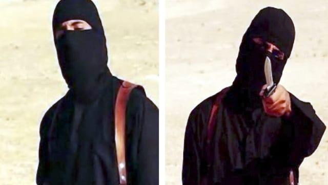 """purtret dal dschihadist """"Jihadi John"""""""
