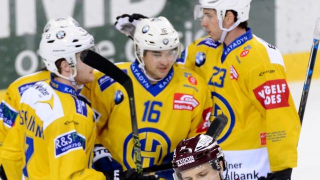 HCD Genevra hockey