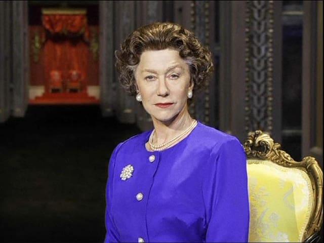 Helen Mirren spielt Queen Elizabeth II.