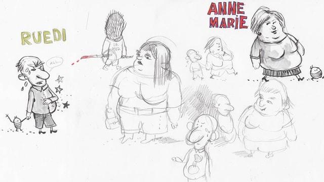 Illustration von Ruedi und Annemarie.
