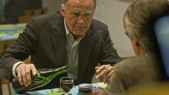 Bruno Ganz spielt den Portugiesen Jorge O'Kelly