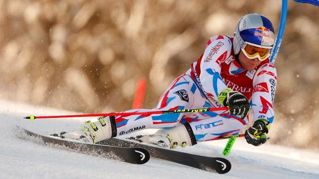 Alexis Pinturault fährt Ski.