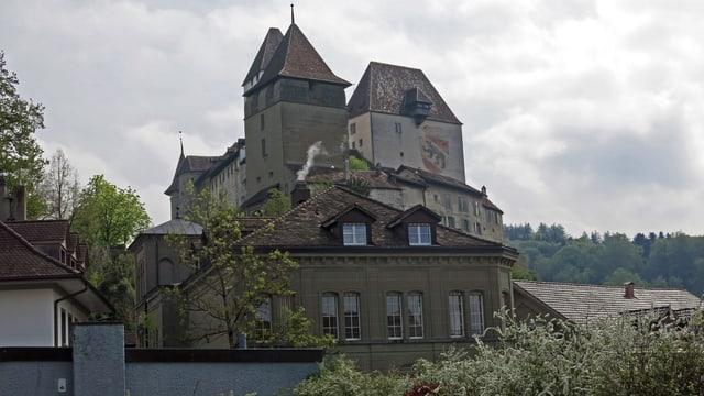 Das Schloss Burgdorf