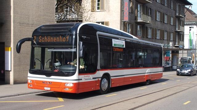 Stadtbus Frauenfeld