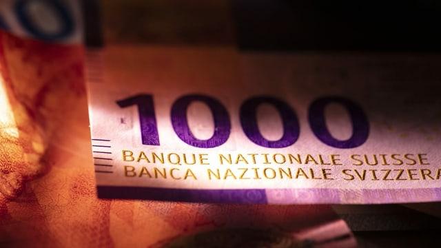 Beliebte 1000er-Noten