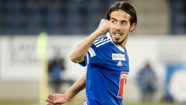 Der albanische Nationalspieler verlässt den FC Luzern.