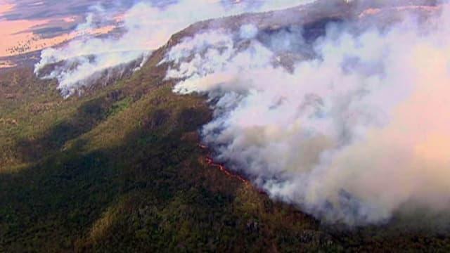 Video «Die grössten Naturkatastrophen: Waldbrände (1/6)» abspielen