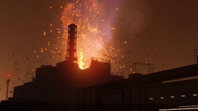 Video «Im Lauf der Zeit: Tschernobyl, ein Reaktor ausser Kontrolle (11/12)» abspielen
