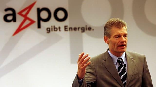Axpo-Chef Heinz Karrer.