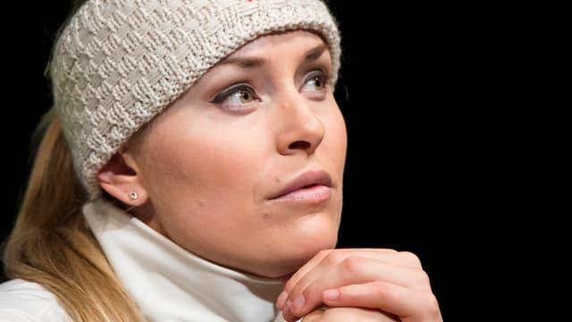 La skiunza americana, Lindsey Vonn.