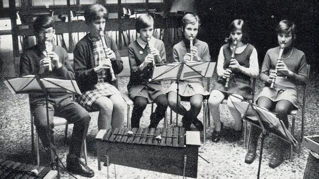 Gruppa da flautists 'Daleu', Cuira