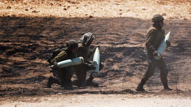 Das sind die Akteure im Nahost-Konflikt