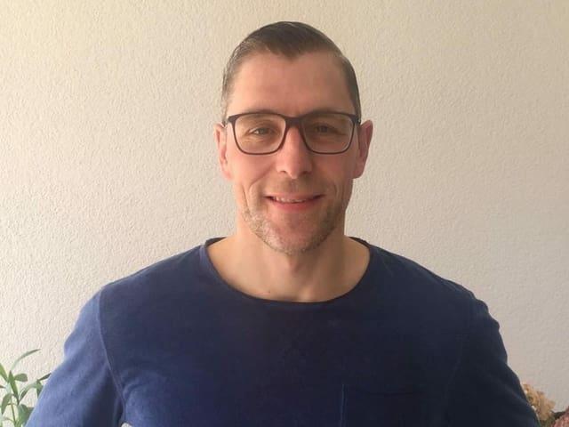 Rolf Schrepfer.