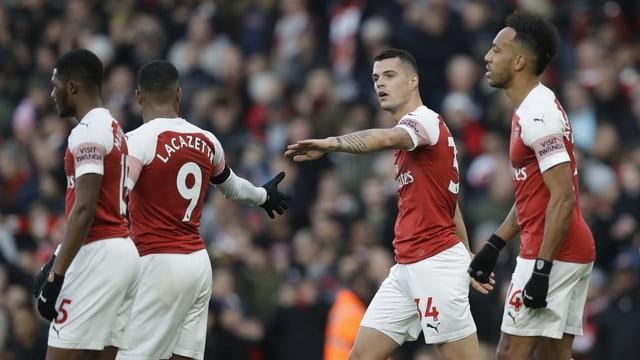 Spieler Arsenal London.