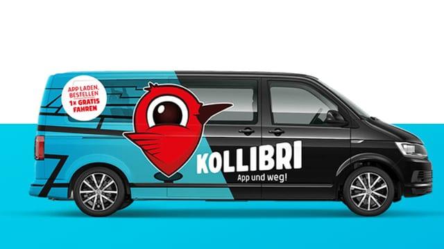 Kollibri Bus-Taxi