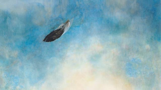 «Beginn» ist ein Bild von Stefan Guggisberg, der 2013 mit dem Aeschlimann Corti-Stipendium ausgezeichent wurde.