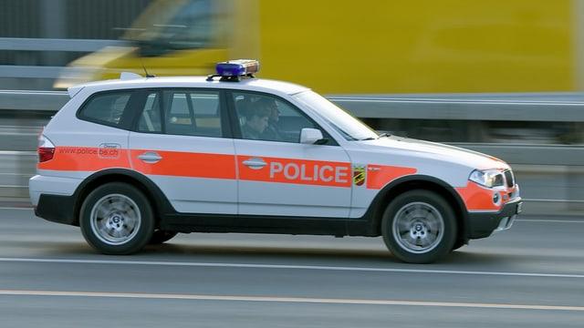 Gewaltverbrechen fordern die Kantonspolizeien von Bern und Freiburg