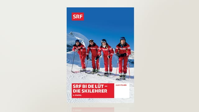 Die Skilehrer - 3 Folgen