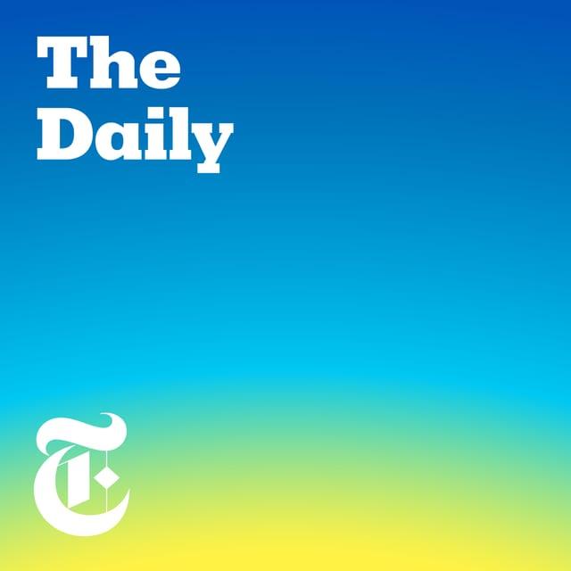 """Podcast-Bild von """"The Daily"""""""
