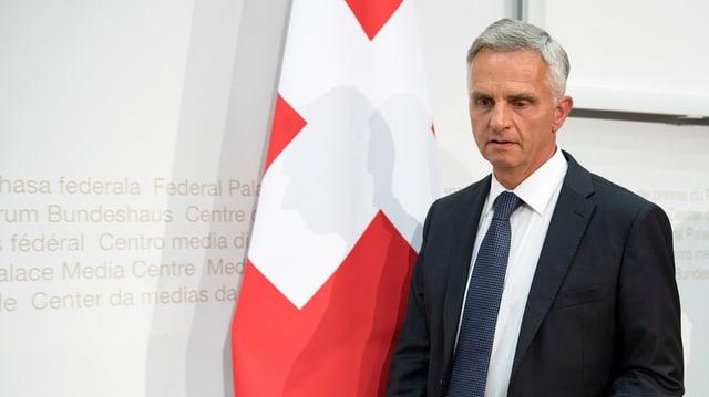 cusseglier federal Didier Burkhalter