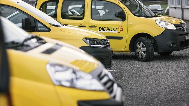 Autos da la Posta