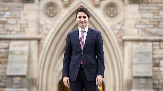 Trudeau.