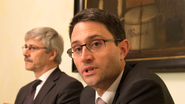 Lukas Engerger soll Nachfolger ovn Carlo Conti werden.