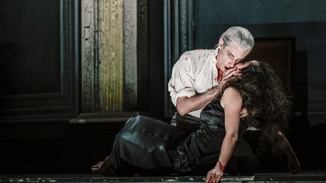 Ein Auschnitt aus der Oper Hippolyte et Aricie