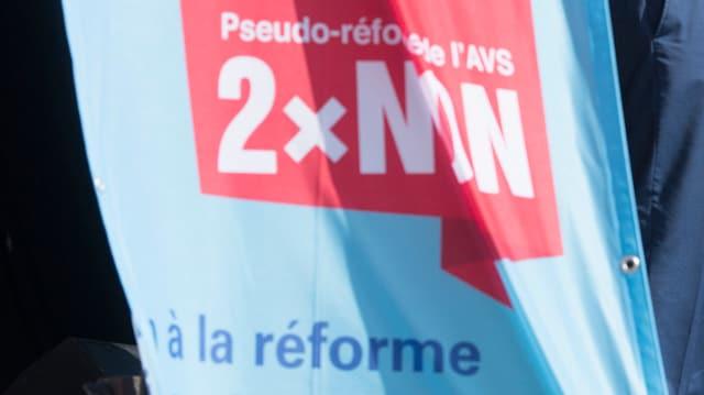 Il suveran svizzer decida ils 24. da settember davart la refurma da las rentas 2020.